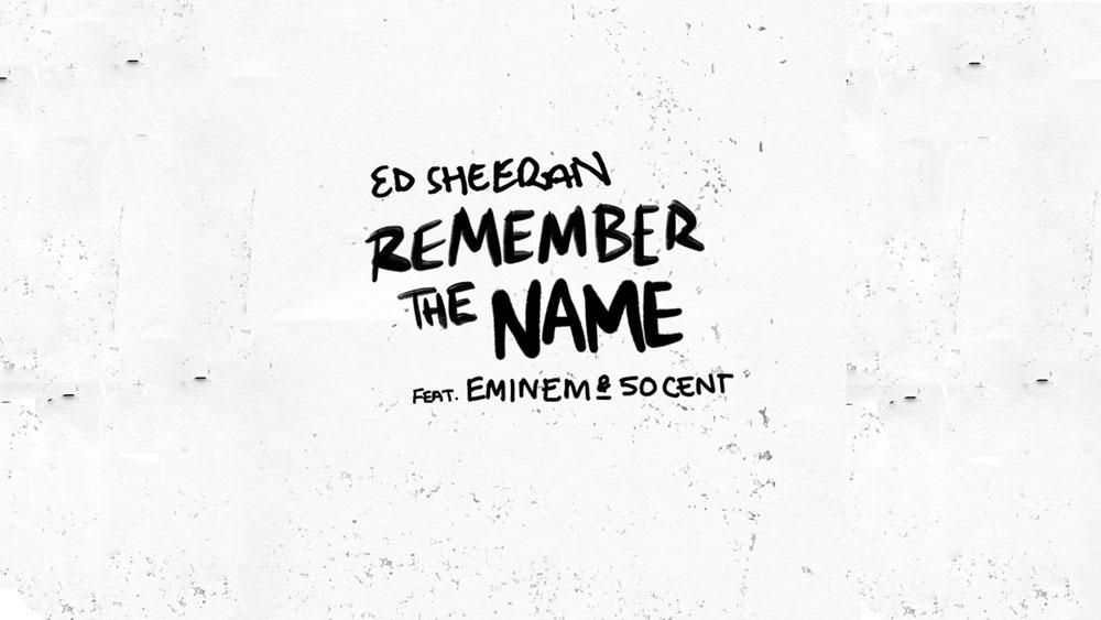 Remember the Name (Ed Sheeran) Guitar Chords and Strumming Pattern