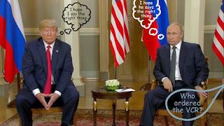 Donald Trump, Golden Shower Video, Helsinki 2018, Kinky President, Lesbians Pissing, Pissing Lesbians, Putin Vladimir, Trump Donald, Trumpundbrexit, Two Lesbians, Vladimir Putin, Water Sports Film, Watersports Video, WP Kink, US President Looking Uncomfortable With Russian President, Sitting with a small table between them