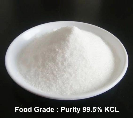 KCl Salt