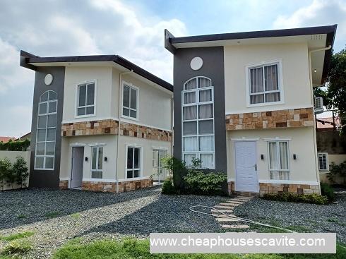montefaro-village-house-and-lot-for-sale-imus-cavite-facade