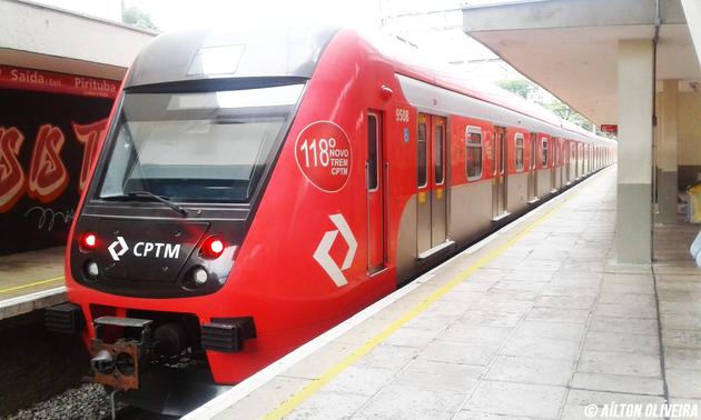 CPTM: Obras do provável Expresso Pirituba da Linha 7-Rubi começam a sair do papel