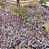 Mahinda Rajapaksha Nugogoda Rally Photos - Peraliyaka Arabuma