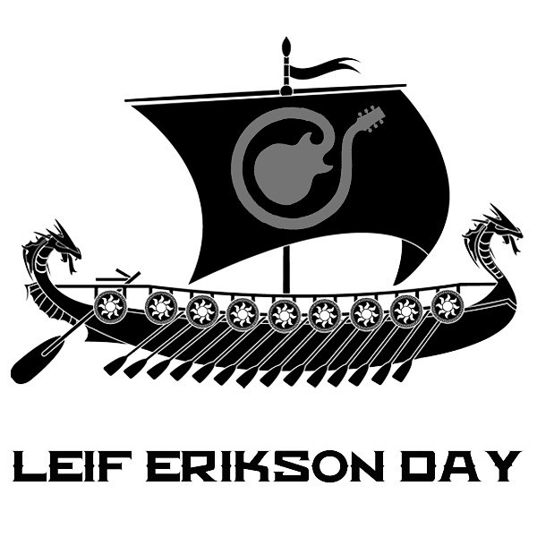 Leif Erikson Day Wishes Photos