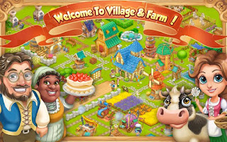 Free Download Village and Farm v4.0.0 MOD APK Terbaru