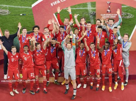 Calcio: il Bayern Monaco sul tetto del Mondo. E' CAMPIONE