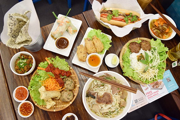 越南人在飲食嗜好的特點