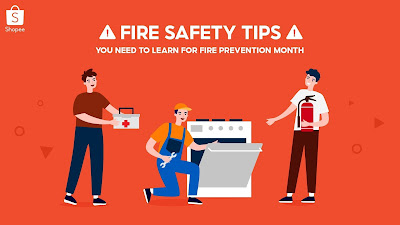 Shopee Fire Safety