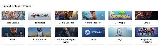 Tempat Jualan Item Game Online Termudah dan Terpercaya
