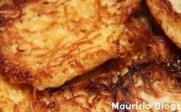 Buñuelos de arroz y queso ingredientes y preparacion
