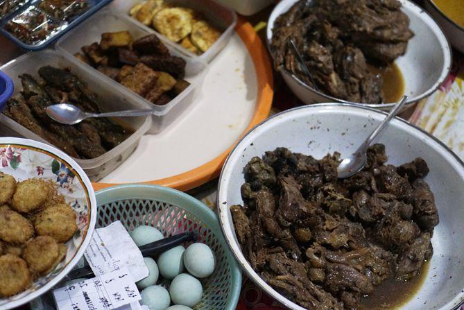Kuliner Nasi Bebek Selera Rakyat Seyegan
