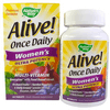 Nature's Way - Alive! Once Daily Womens