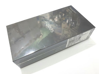 Hape Sharp Aquos R3 New BNIB RAM 6GB ROM 128GB Garansi Resmi Sharp Indonesia