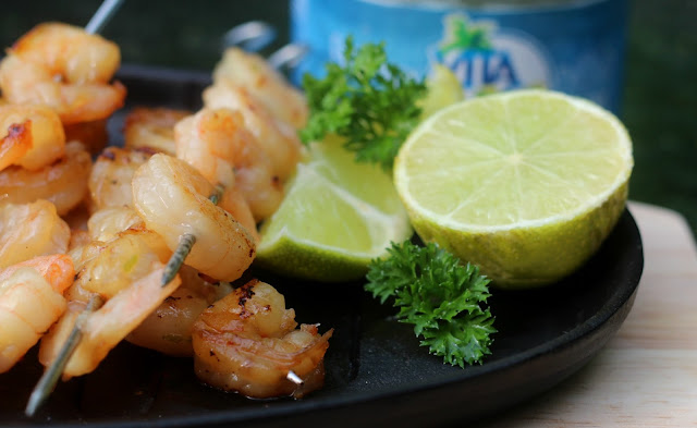 Coconut And Lime Prawns - Perfect For BBQ's