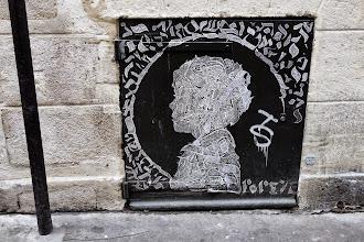 Sunday Street Art : Popeye - rue des Ecouffes - Paris 4