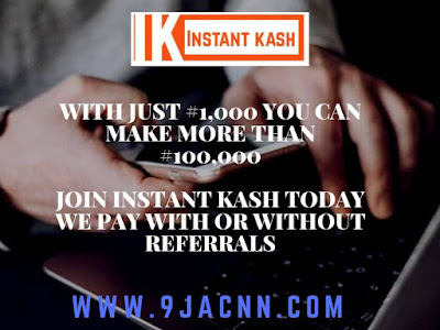 How To share sponsored post on Instantkash