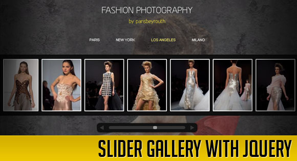 Free Download Slider Gallery with jQuery