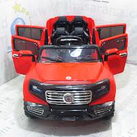 Mobil Mainan Aki Pliko PK9928 Jeep Twin