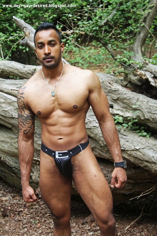 Desi Gay Desires Jungle Mard  3-1686
