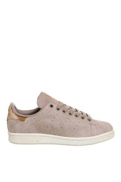 stan smith grey gold, suede gold stan smith, grey gold trainers topshop,
