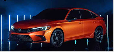 2022 Honda Civic FIRST LOOK Design Details Revealed