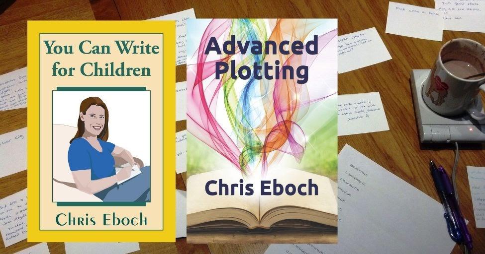 Plot Like a Screenwriter with Douglas J. Eboch #scriptchat #scriptwriting #amwriting
