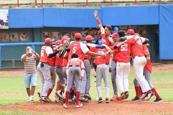 La Habana conquistó el título nacional de béisbol en la categoría 15-16 años, al vencer en la final, en un trepidante partido, a la selección de Santiago de Cuba con cerrada pizarra de 5-3.