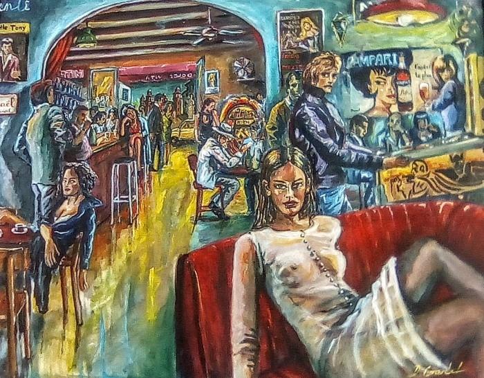 Сцены из жизни 60-х годов. Daniel Grardel
