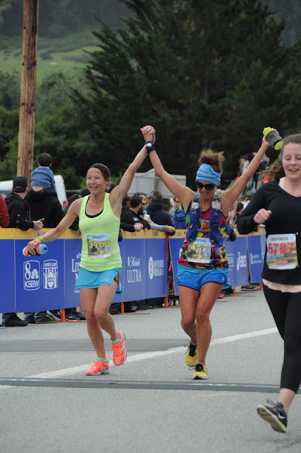 Big Sur Marathon Race Recap