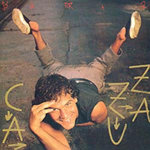 """Capa do disco """"Só Se For a Dois"""", lançado em 1987 por Cazuza"""