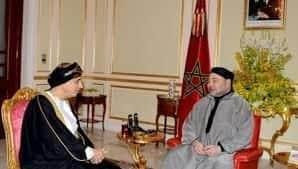 سلطان عمان يهنئ الملك محمدا السادس بعيد العرش