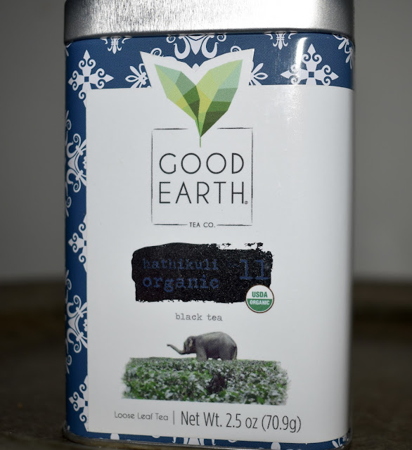 Hathikuli Organic Black Tea - Good Earth Tea