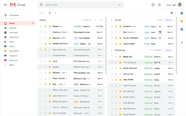 Checkout Google's New Changes to Multiple Inboxes in Gmail 5