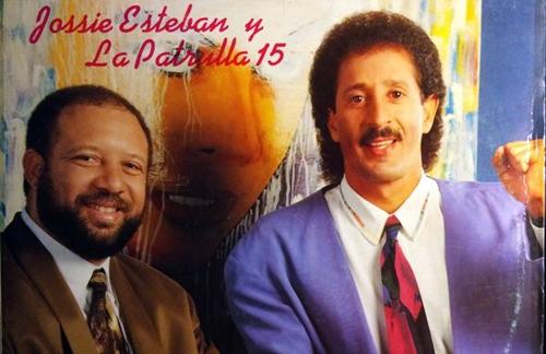 Eras Una Niña   Jossie Esteban Y La Patrulla 15 Lyrics