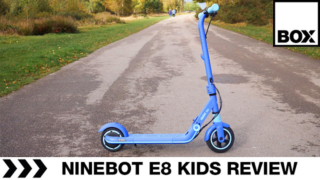 Ninebot ZING E8 Kids Electric Scooter
