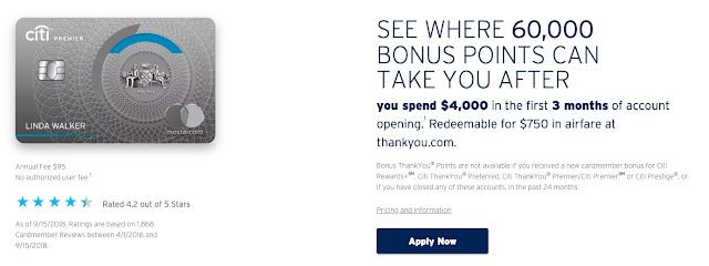 Awesome Strategy to Get Citi Rewards+ or Citi Double Cash Credit Cards With High Sign-Up Bonuses