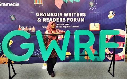 GWRF2019 Day 1 : Sapiens, dan Sastra Indonesia di Dunia