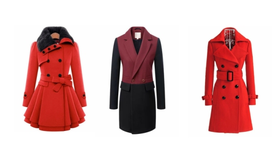 Overcoats For Women
