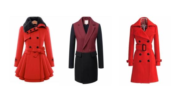 Overcoats For Women