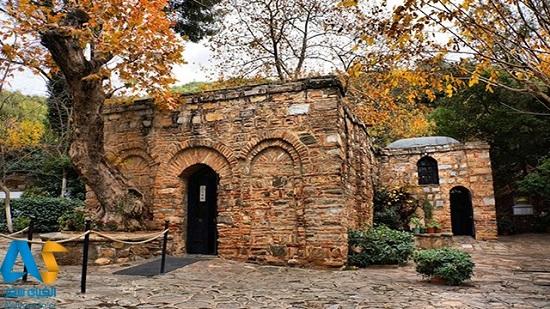 مکان زیارتی به نام خانه مریم مقدس