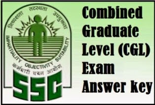 SSC CGL Re Exam Answer Key