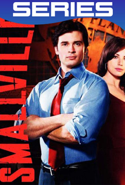 Smallville Temporada 8 Completa HD 1080p Latino