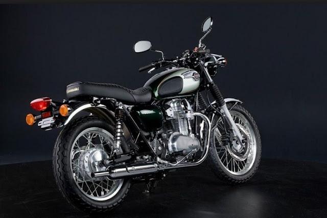Kawasaki Estrella 175, Kawasaki W175