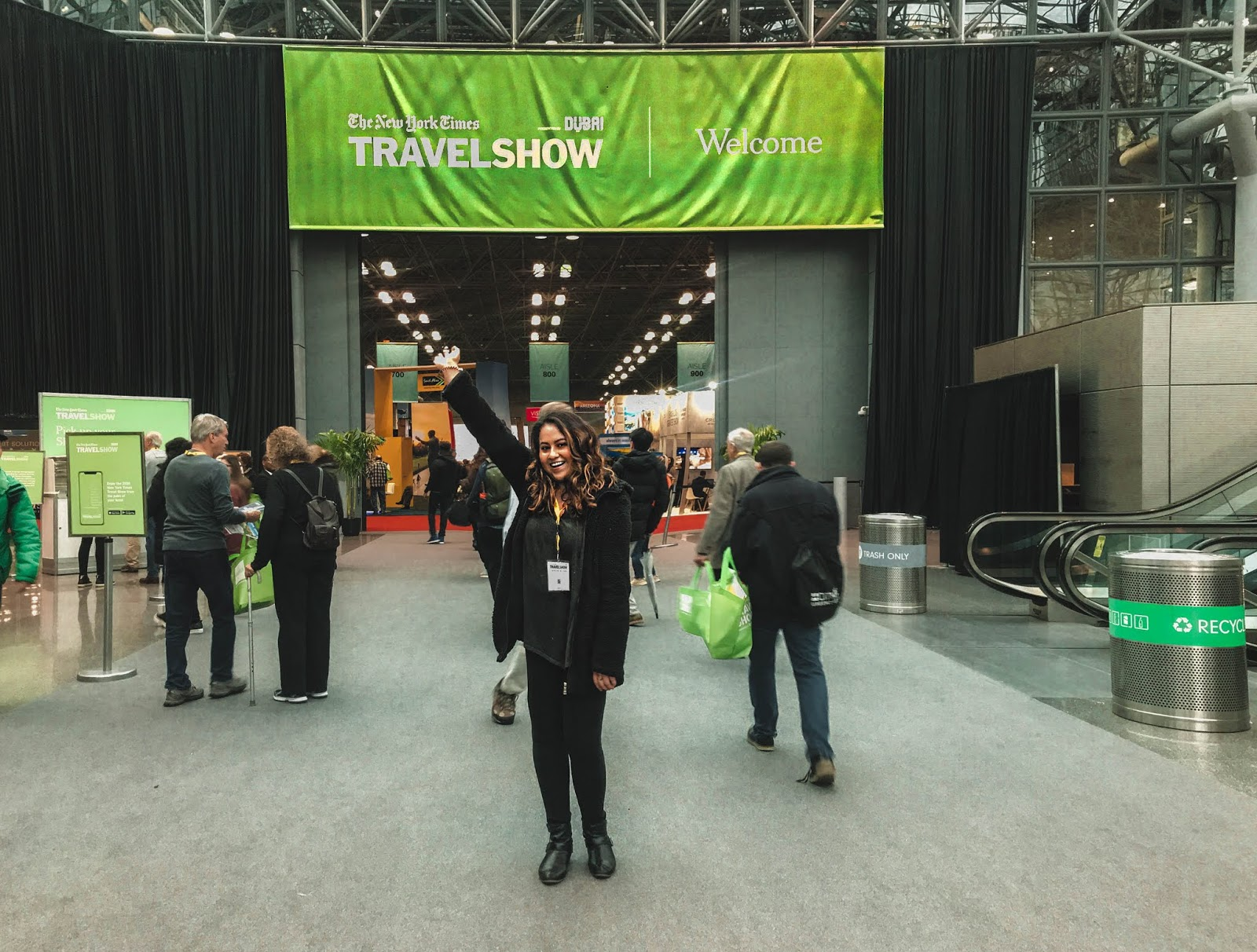 New York Times Travel Show 2020