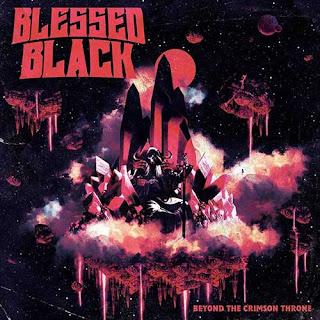 """Ο δίσκος των Blessed Black """"Beyond The Crimson Throne"""""""