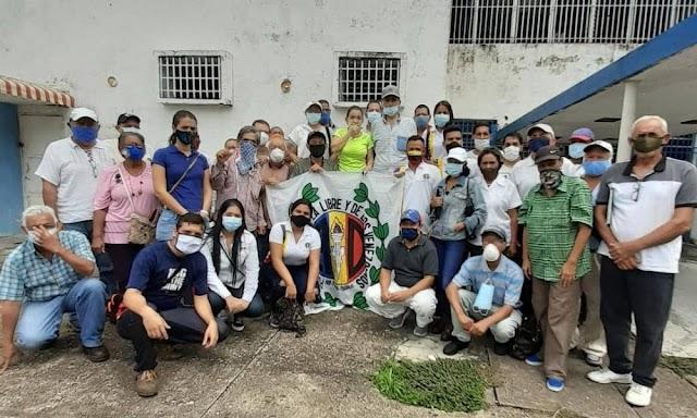 AD Monagas, la de Rómulo Betancourt, no vota en farsa bufa del gobierno