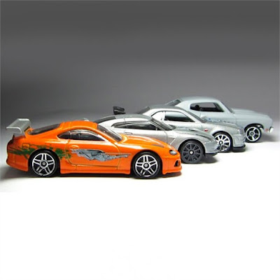 xe Hotwheels Fast and Furious 3