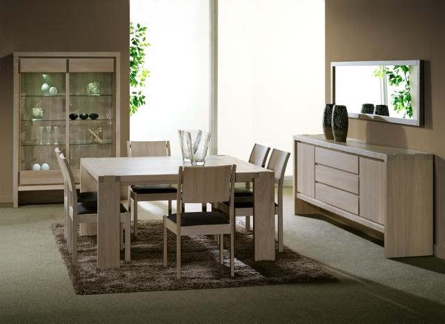 Decoraciones y hogar decora comedores modernos for Decoracion de interiores modernos