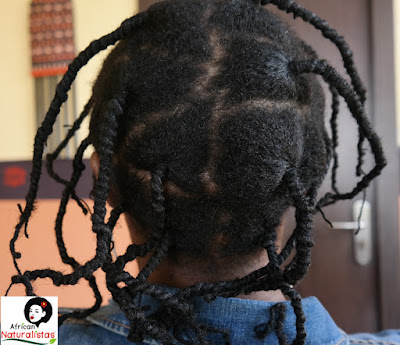 african naturalistas, african threading, threading, natural hair, berry dakara