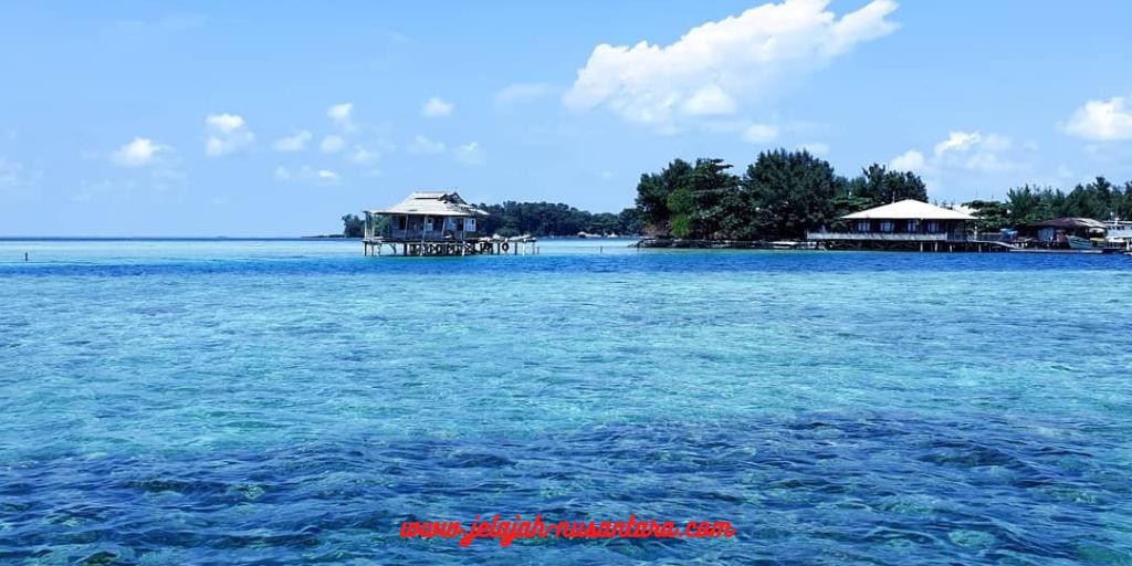paket wisata open trip pulau pramuka 2 hari 1 malam
