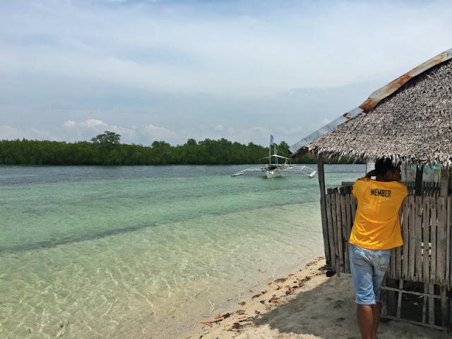 Shalala Beach Resort Suba Sabang Olango Island